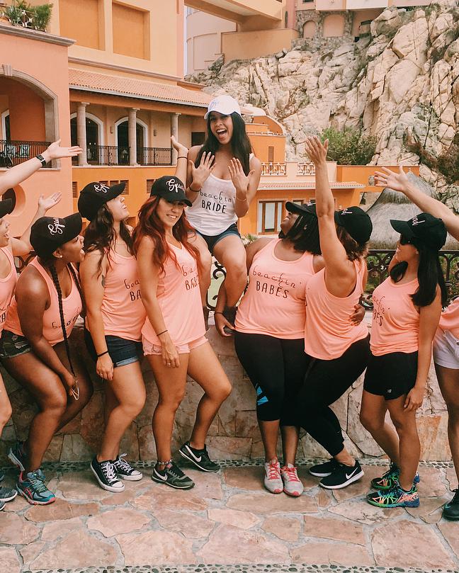 real brides bachelorette group