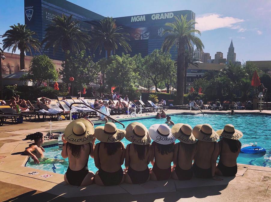 Las Vegas Bachelorette Party