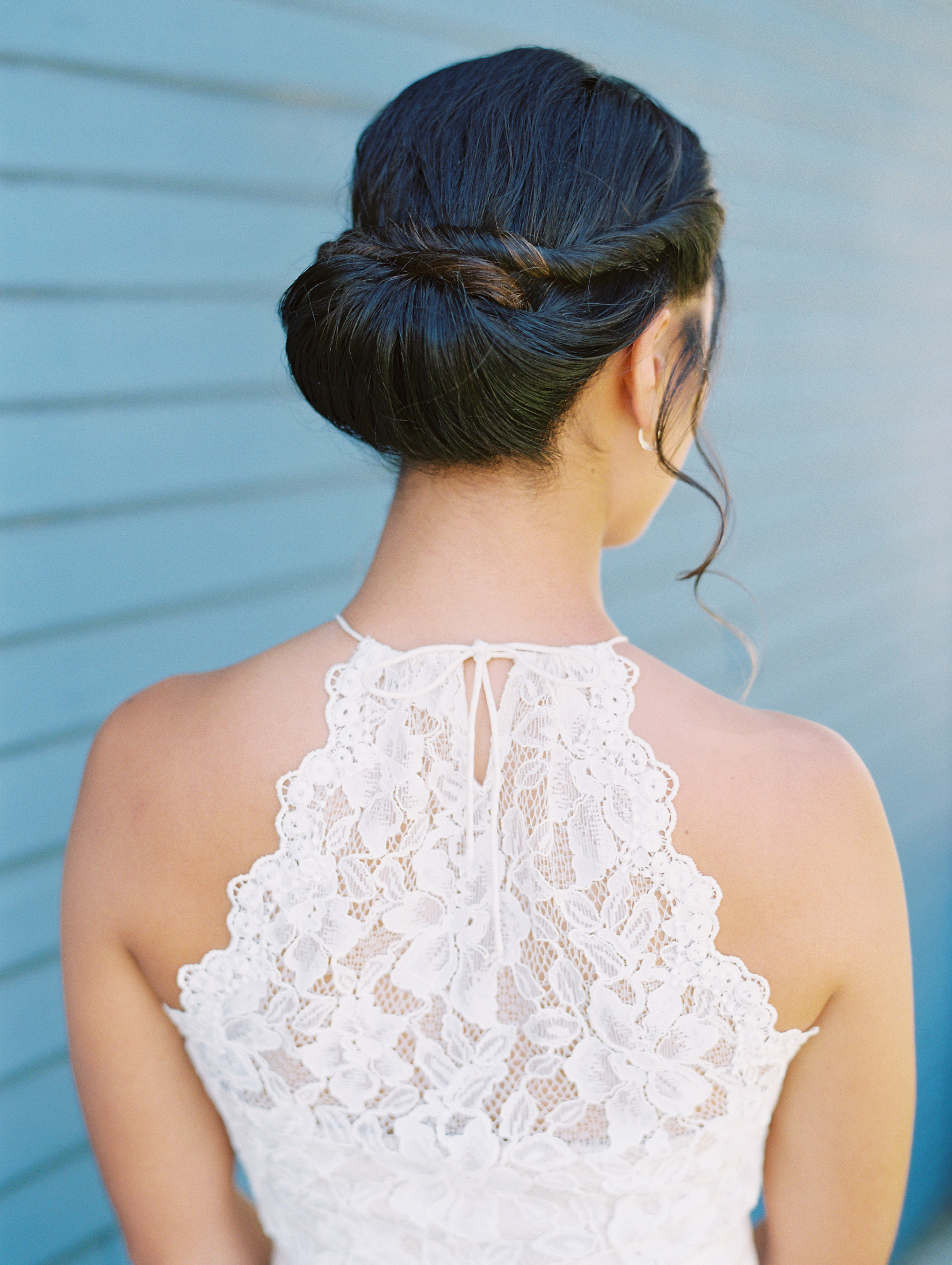 27 Wedding Updos We Love Martha Stewart Weddings