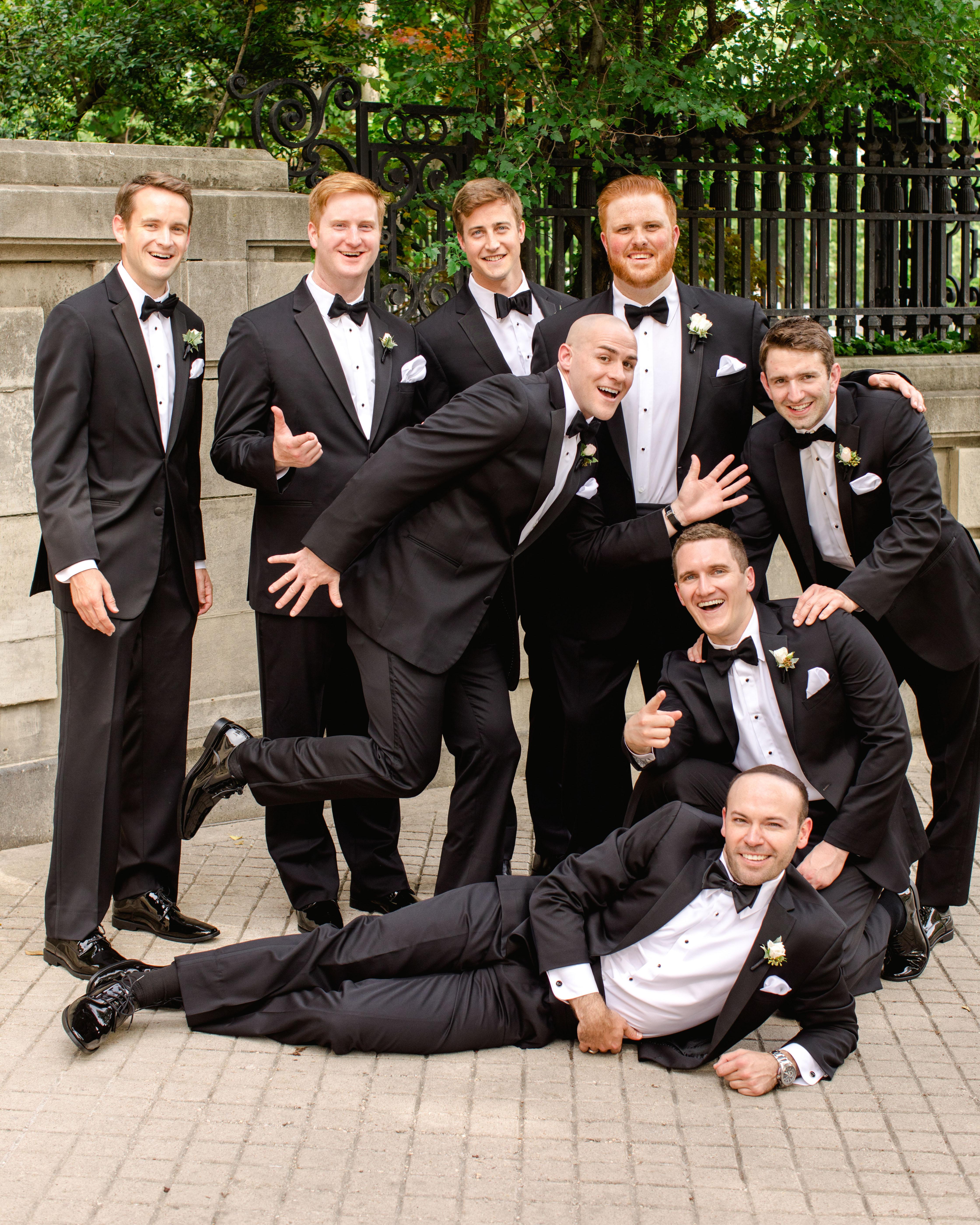 washington dc wedding groomsmen