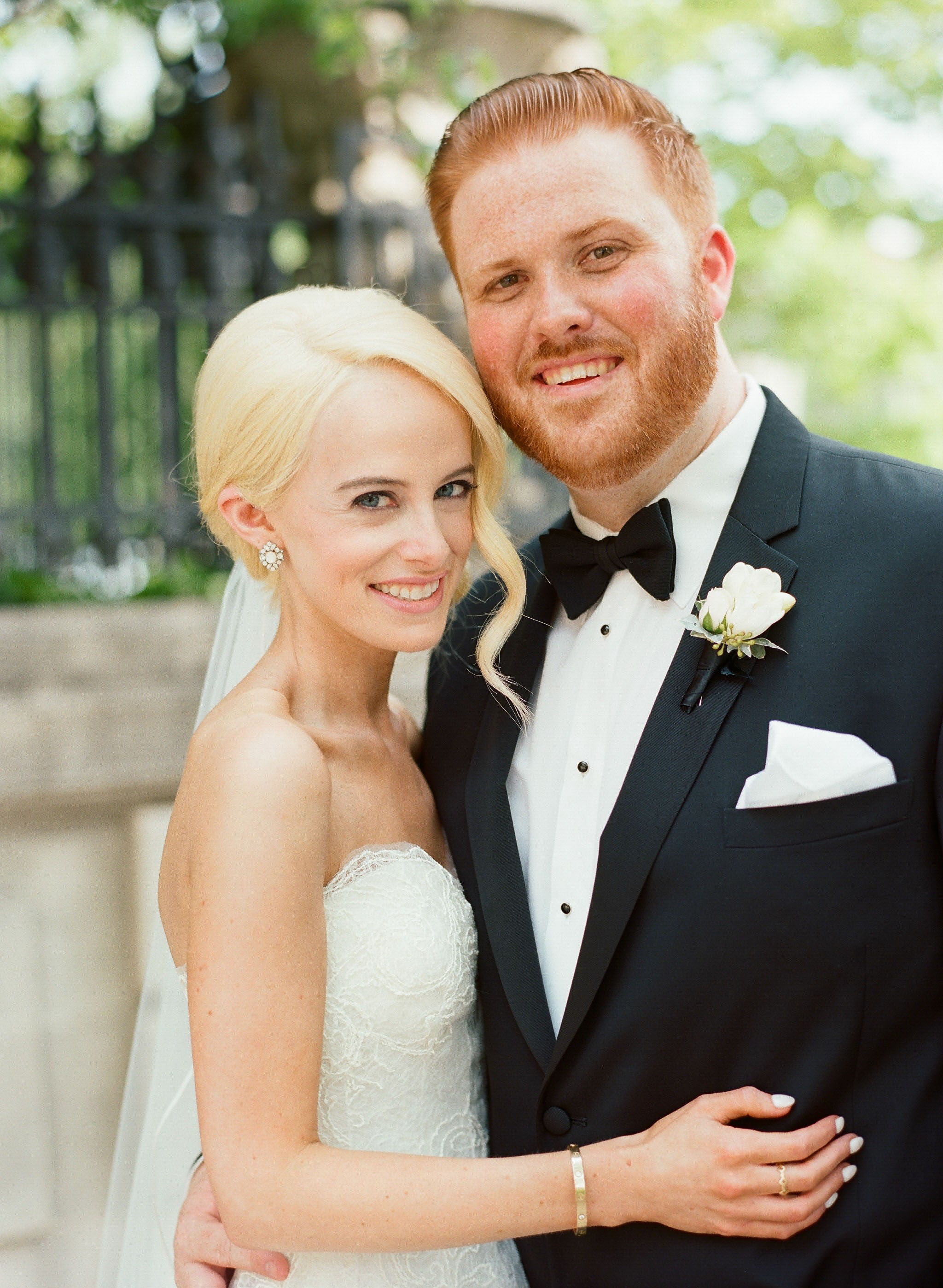 washington dc wedding couple