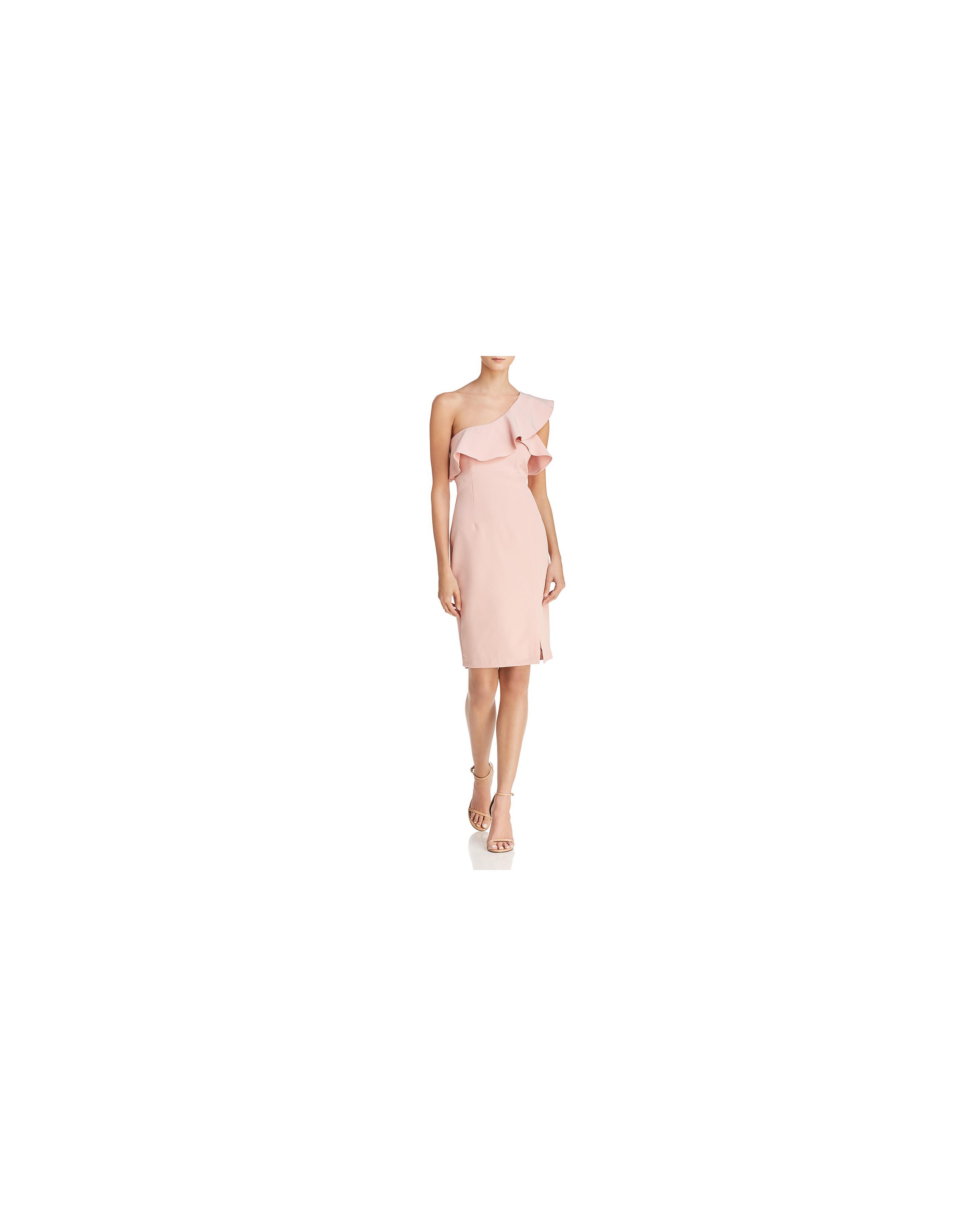 short bridesmaid dresses bardot