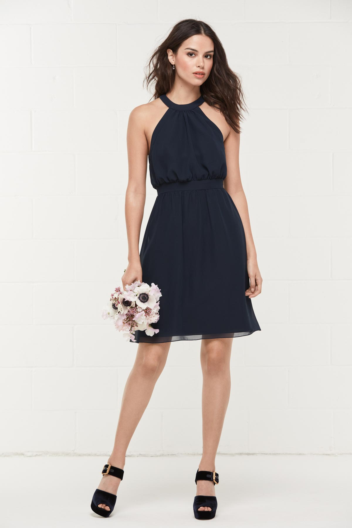 Wtoo Style 403k Short Bridesmaid Dress