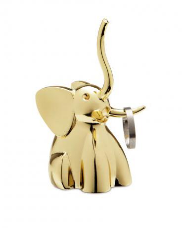 """Umbra """"Zoola"""" Elephant Ring Holder"""