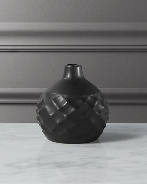 CB2 Studded Bud Vase