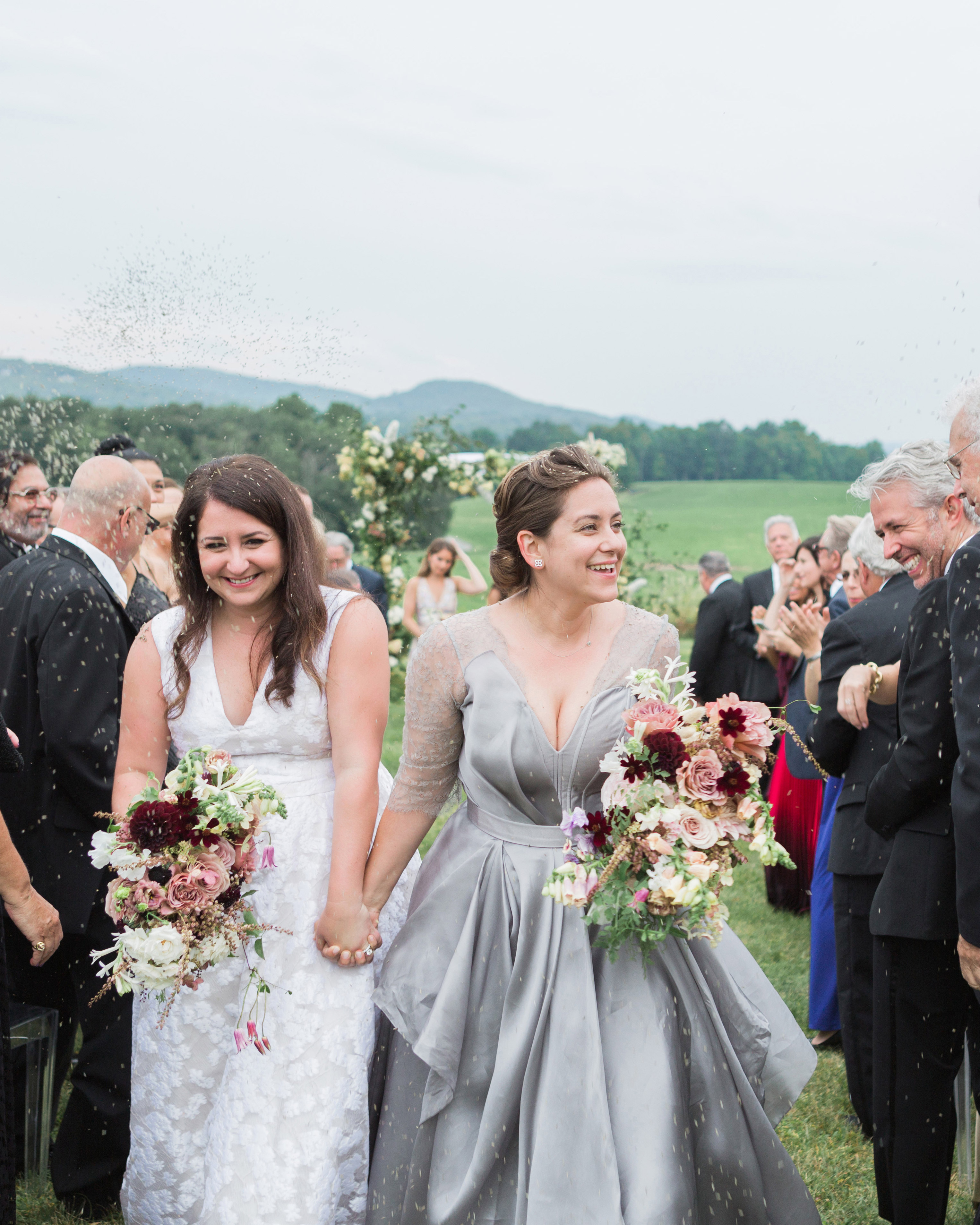 ashley samantha wedding cornwall ny recessional
