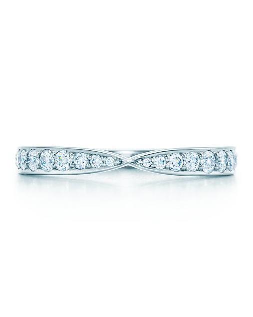 Tiffany & Co. Bead-Set Ring