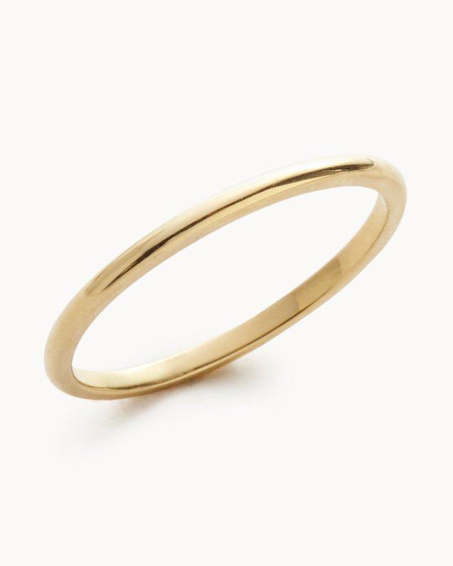 "Vrai & Oro ""The 1.5"" Ring"