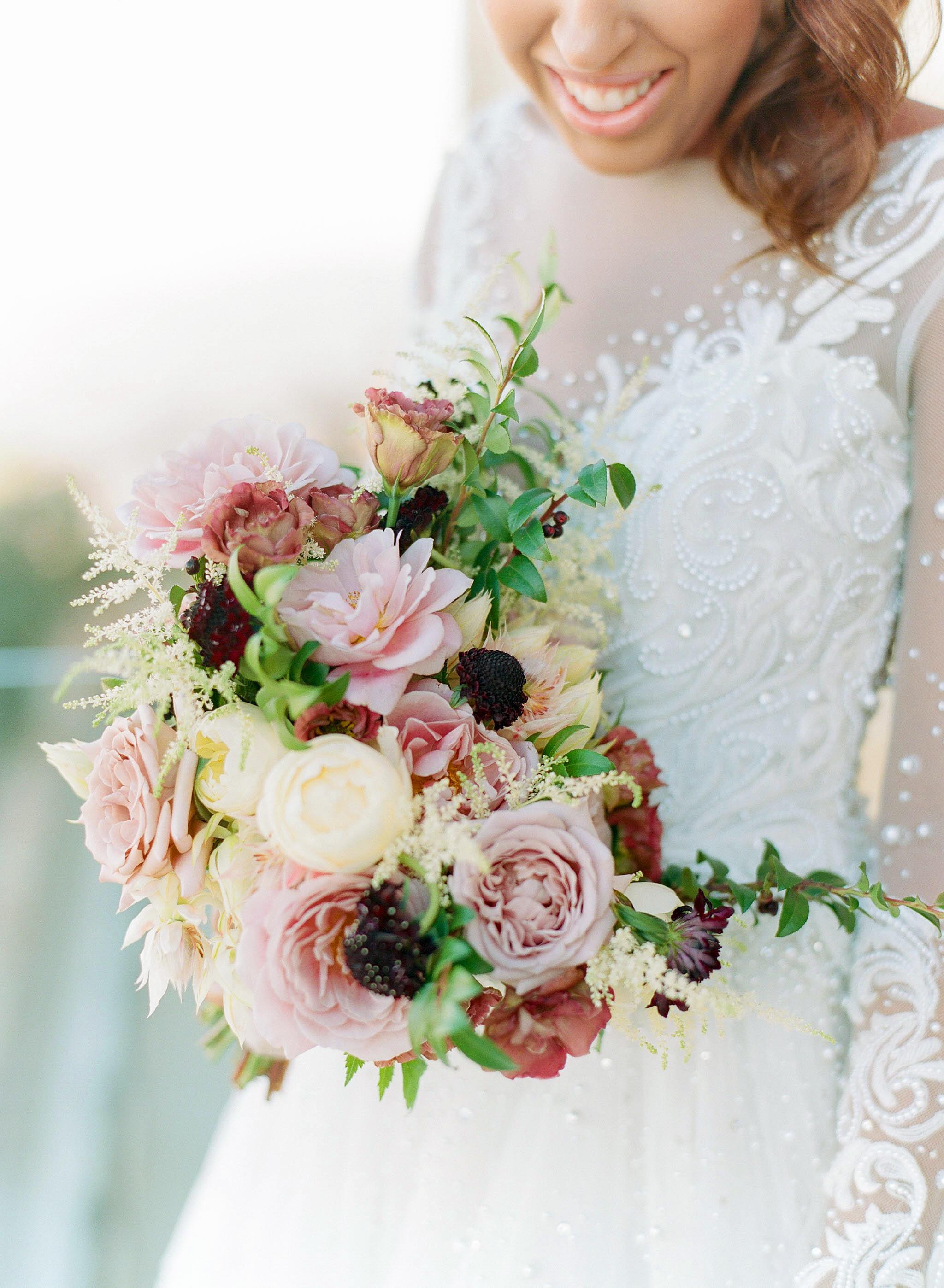 tillie dalton wedding bouquet