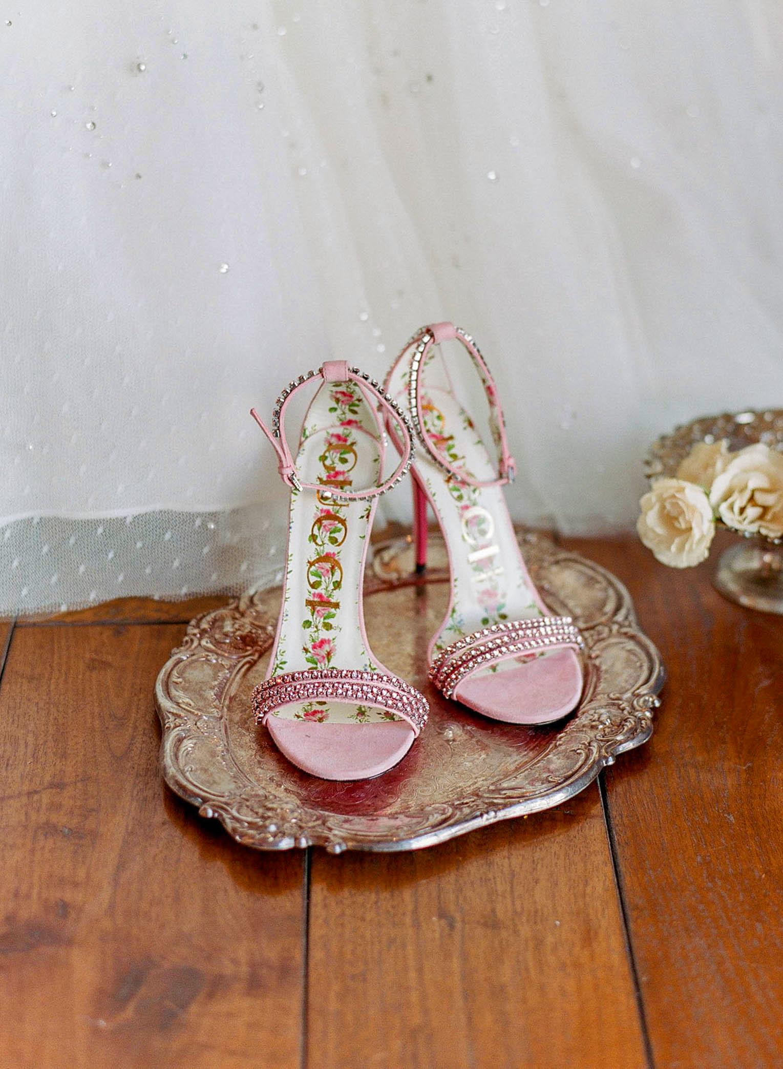 tillie dalton wedding shoes