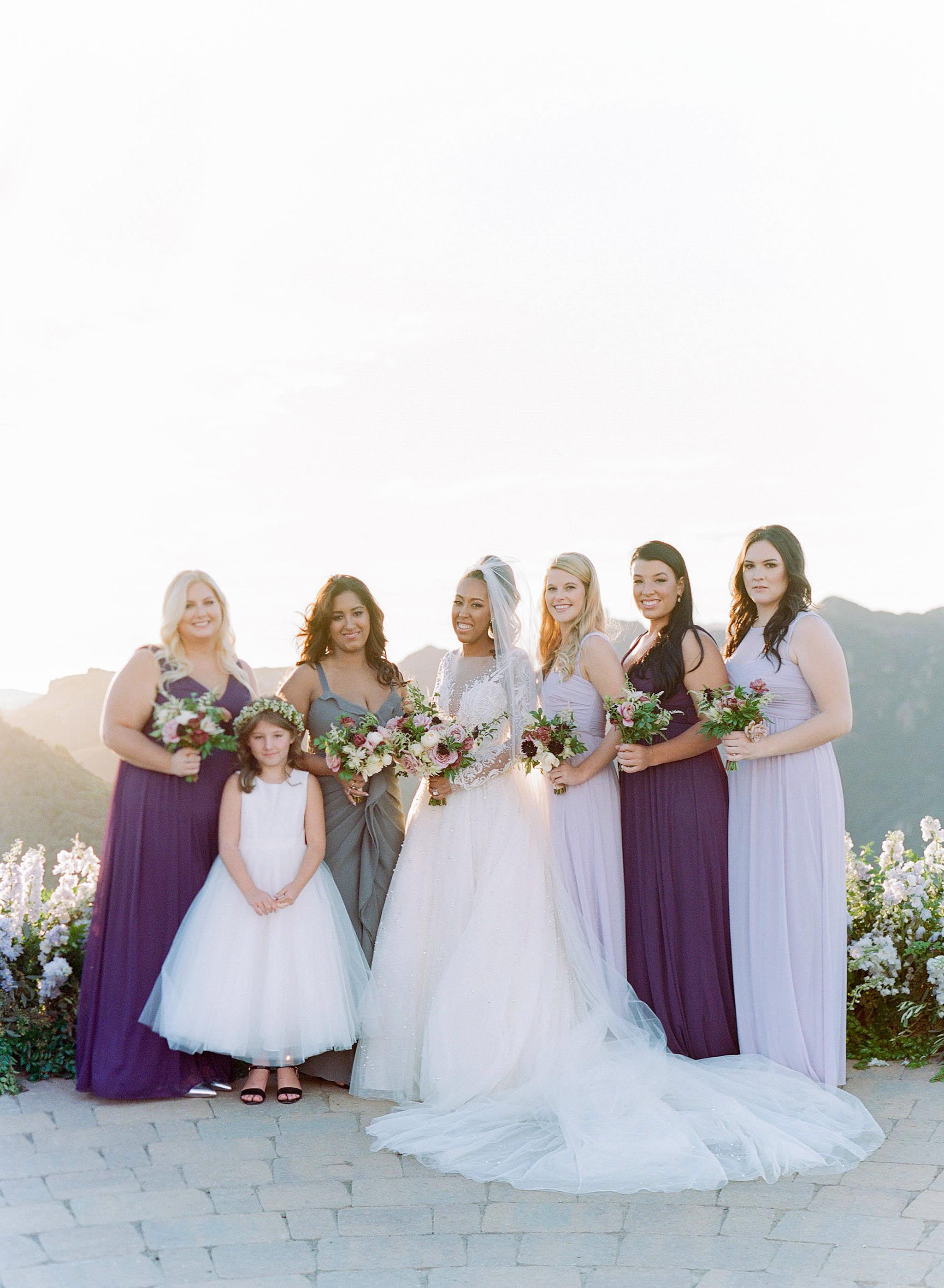 tillie dalton wedding bridesmaids