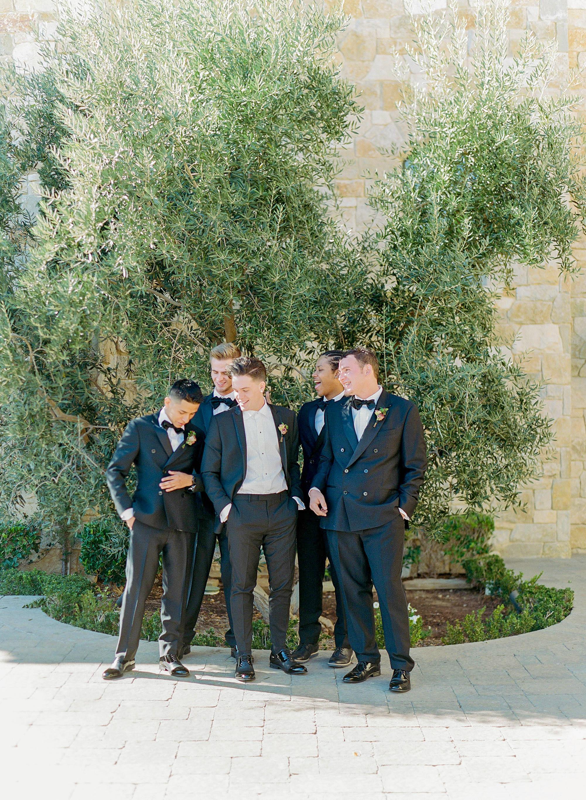tillie dalton wedding groomsmen