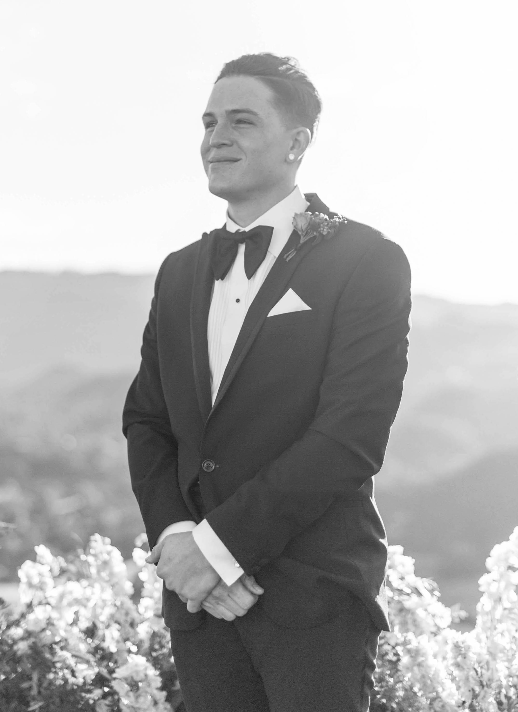 tillie dalton wedding processional groom