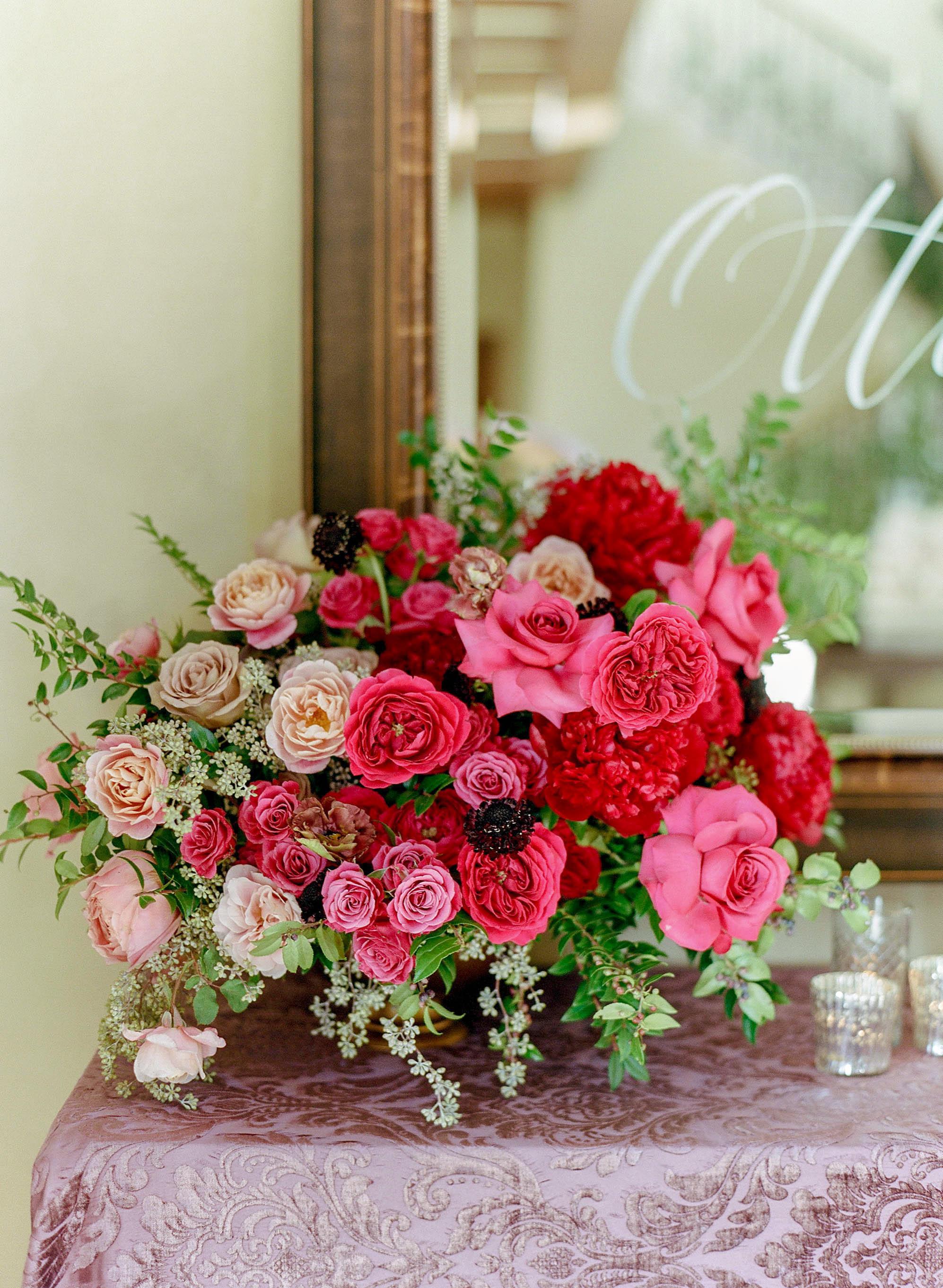 tillie dalton wedding flowers