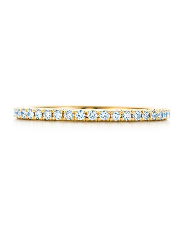 "Tiffany & Co. ""Metro"" Ring"