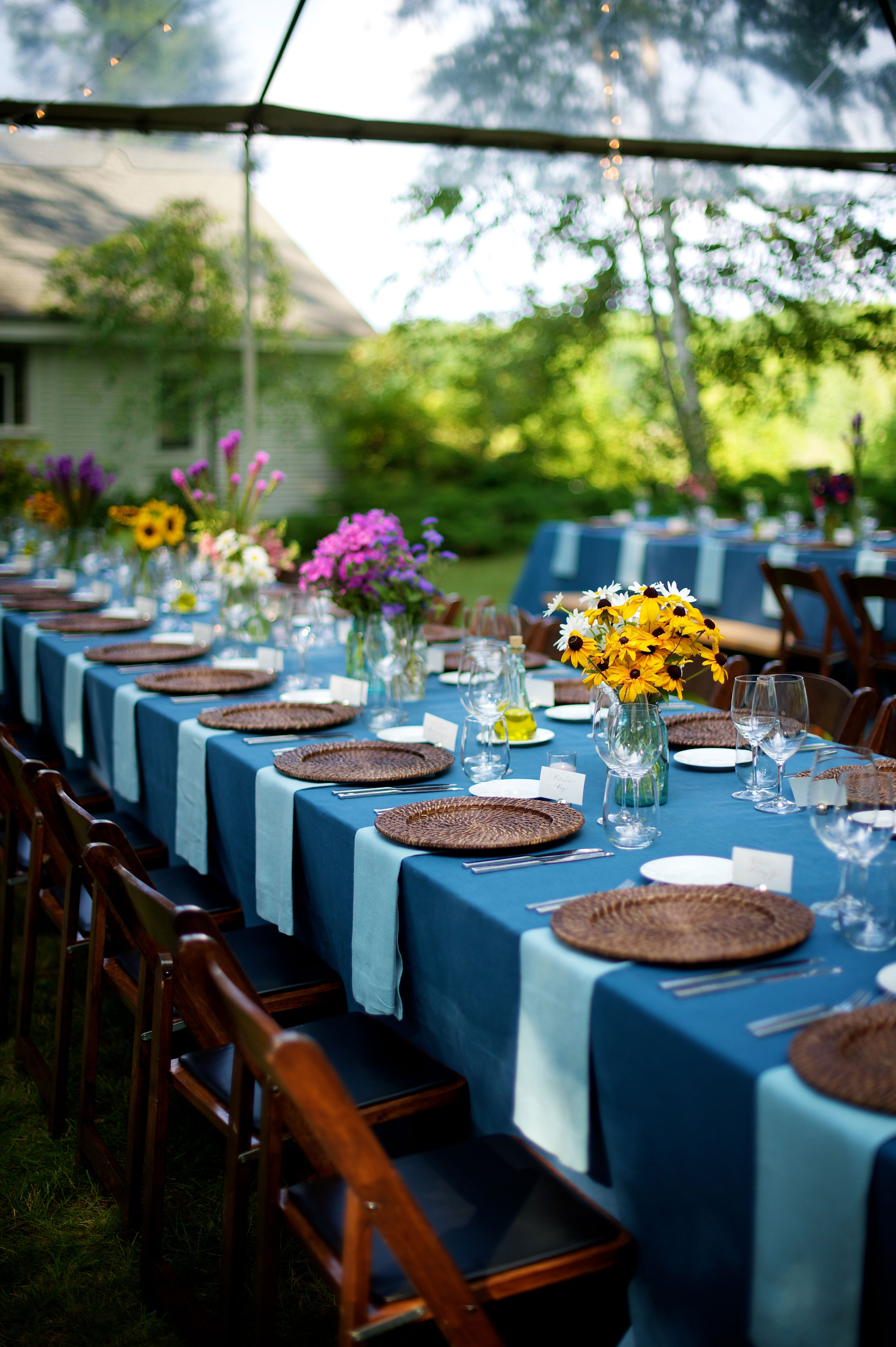 How to Throw the Perfect Backyard Engagement Party ...