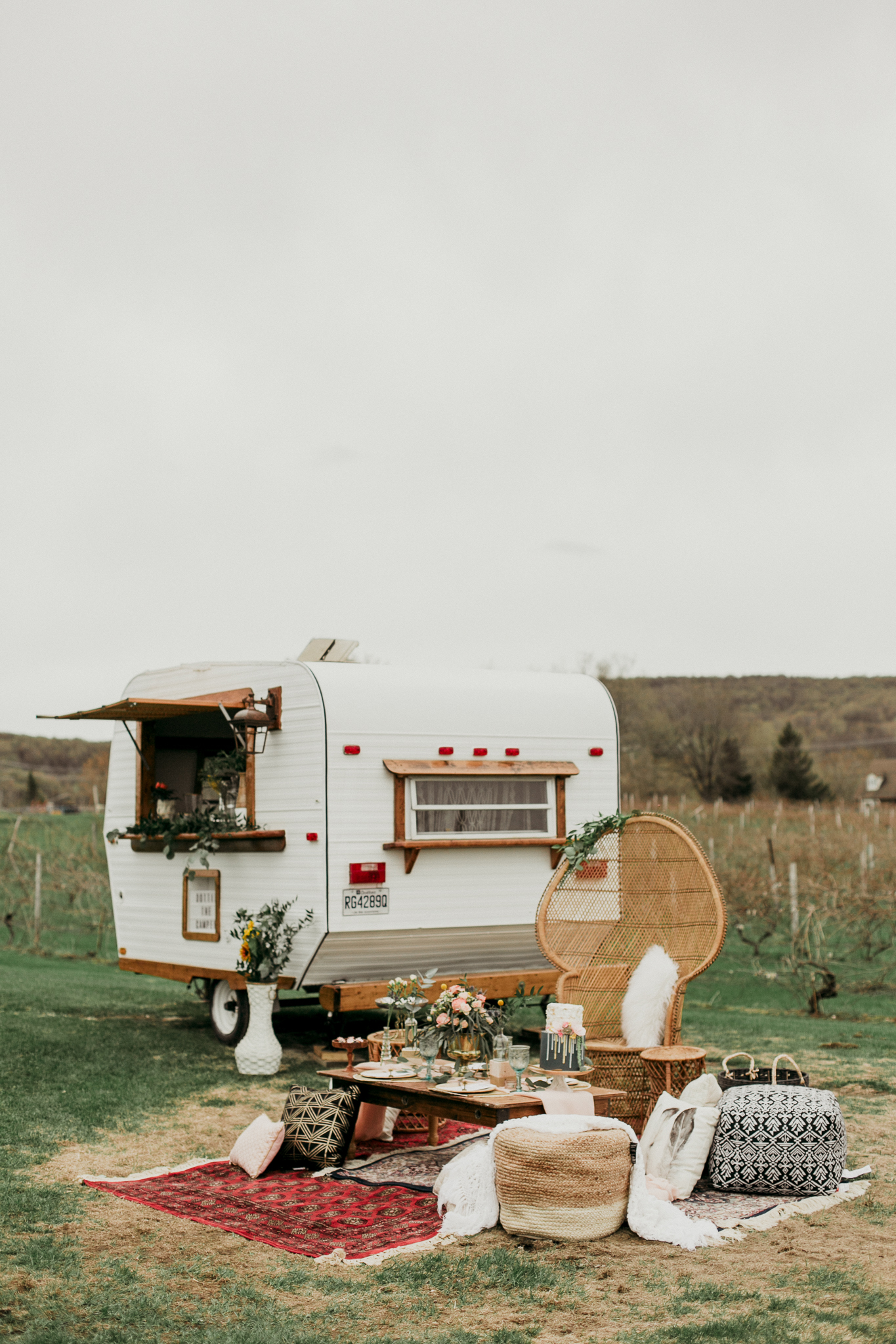 8 Glamping Retreats That Are Perfect for Bachelorette Parties