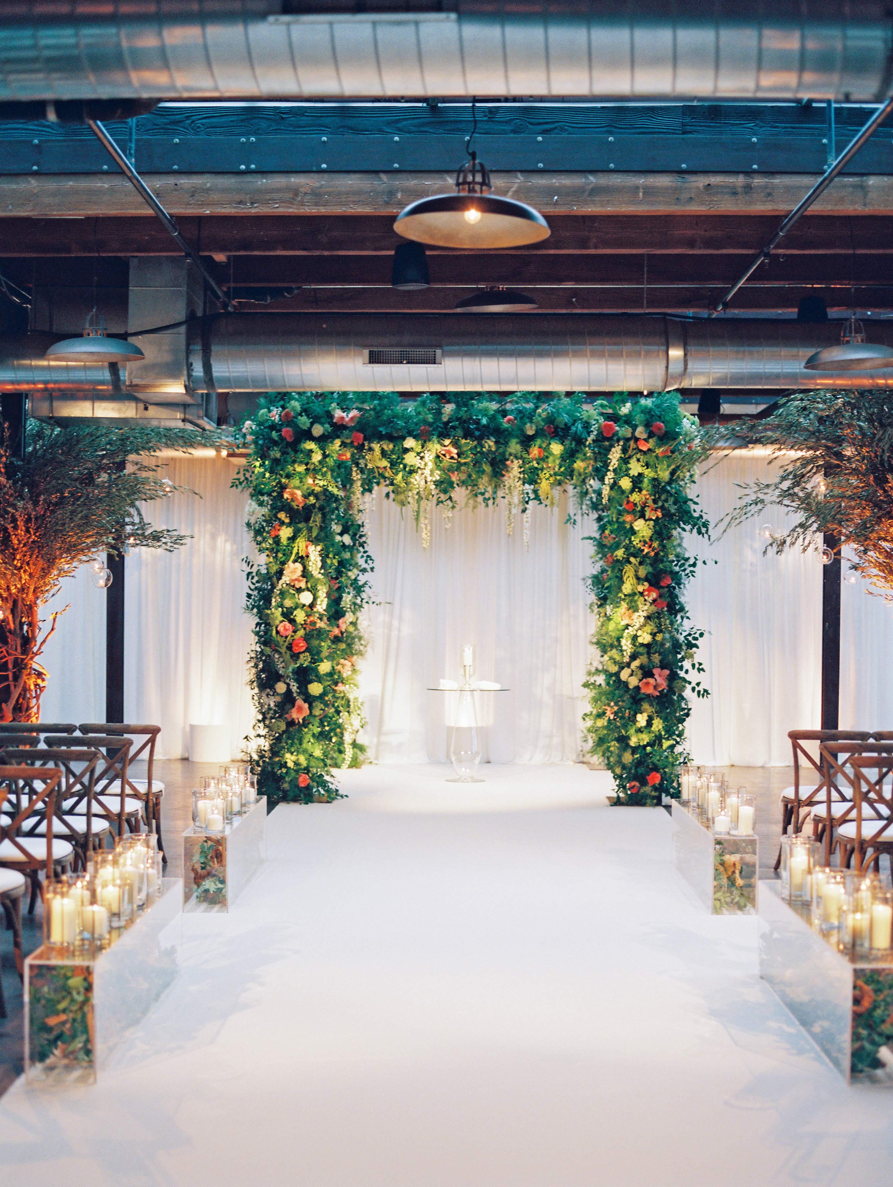 kori paul wedding ceremony layout