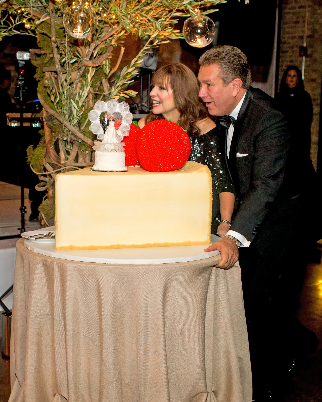 kori paul wedding cheesecake