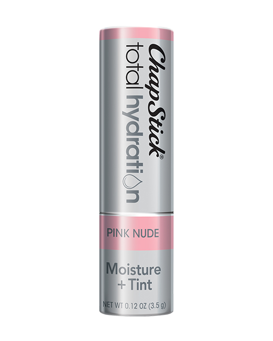 """ChapStick """"Total Hydration Moisture Tint"""" Chapstick in """"Pink Nude"""""""