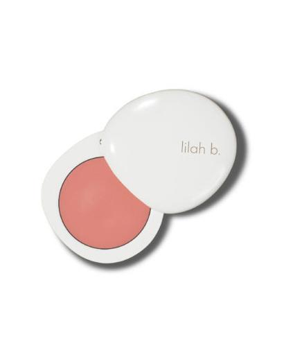 """Lilah B. Tinted Lip Balm in """"Demure"""""""
