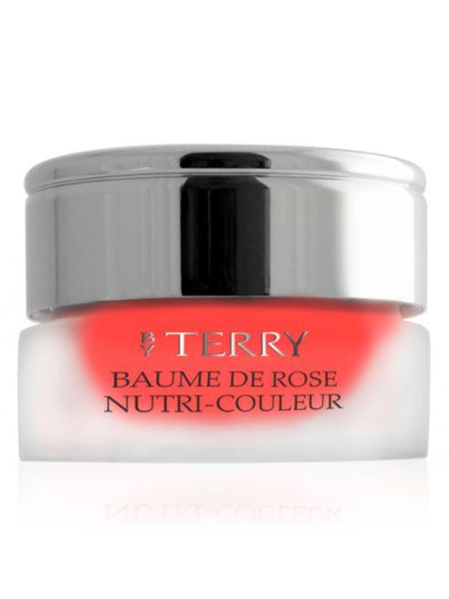 "By Terry ""Baume de Rose Nutri-Couleur No. 2"" Lip Balm in ""Mandarina Pulp"""