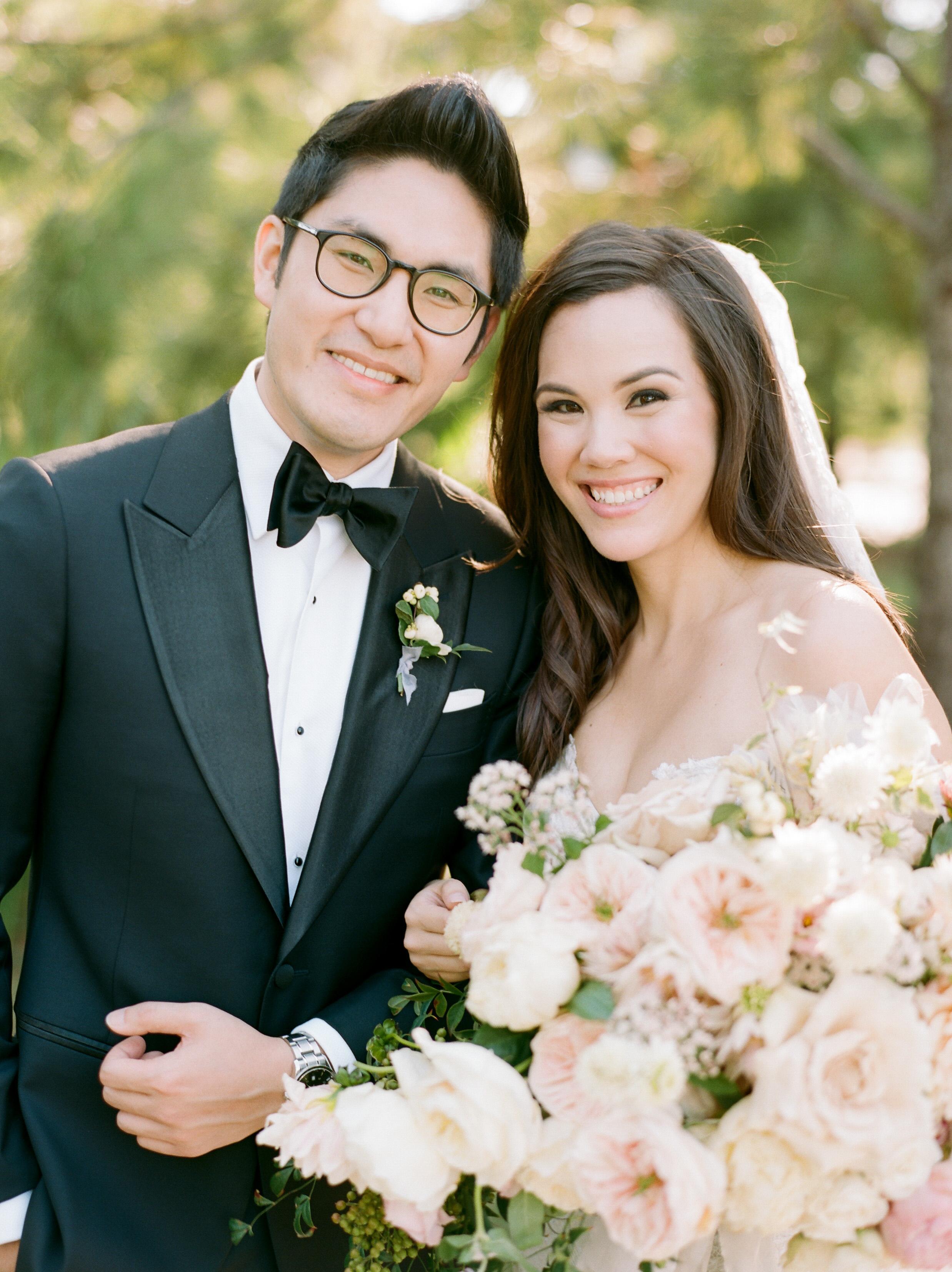 A Romantic Garden Wedding In The Heart Of Houston Texas