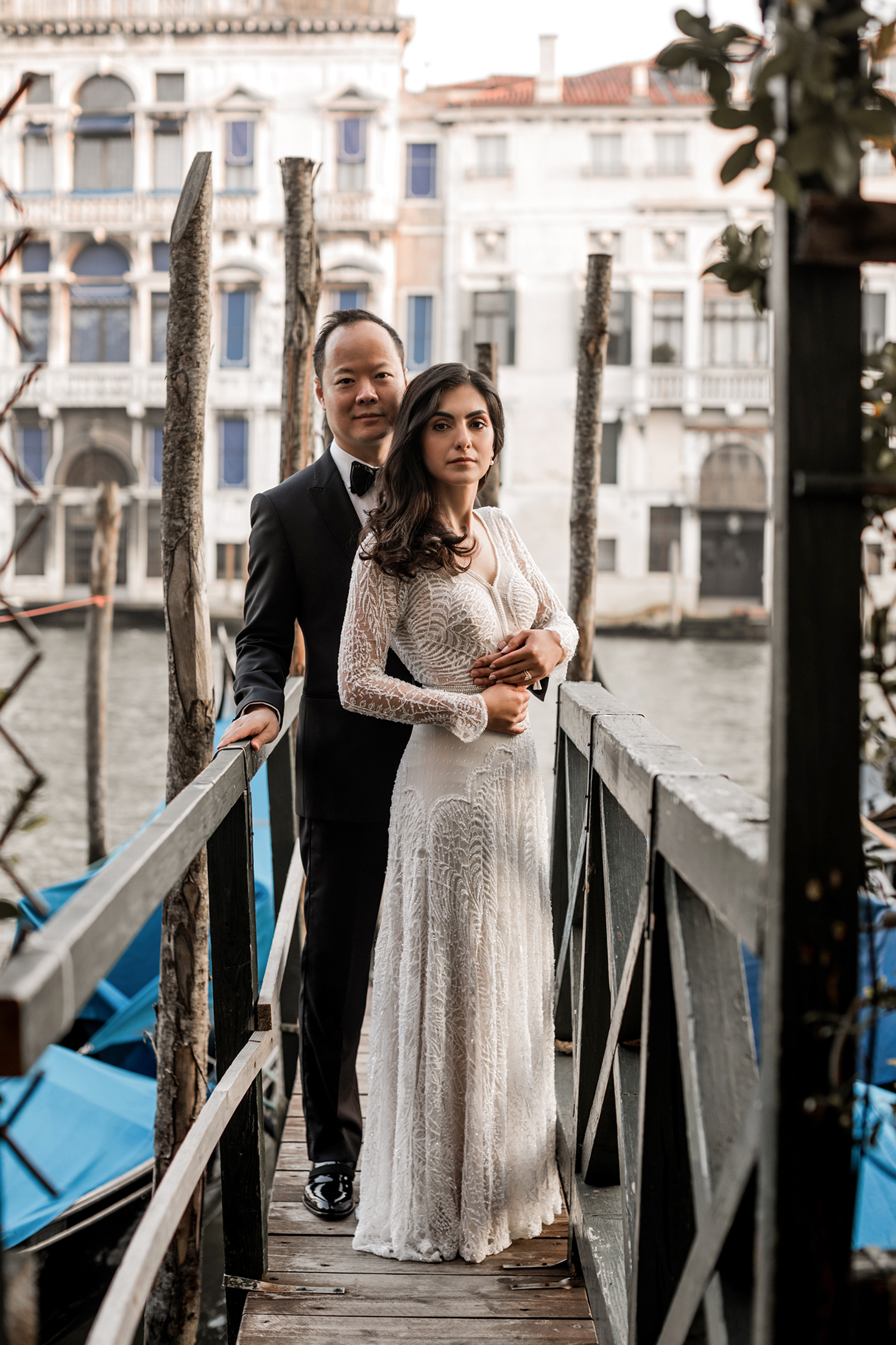 This Intimate Destination Wedding Was Held at a 15th Century Venetian Palace