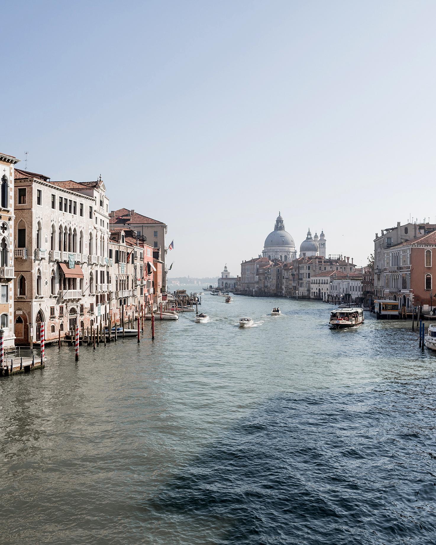 elle raymond venice wedding canal and buildings