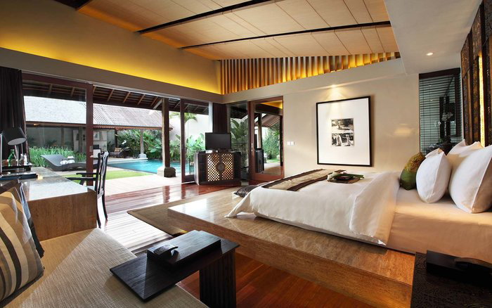 romantic honeymoon villas ametis villa bali