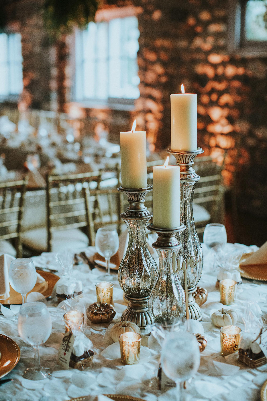Mercury Gl Centerpieces Wedding
