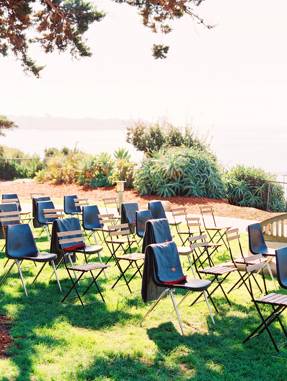 rob franco wedding ceremony seating