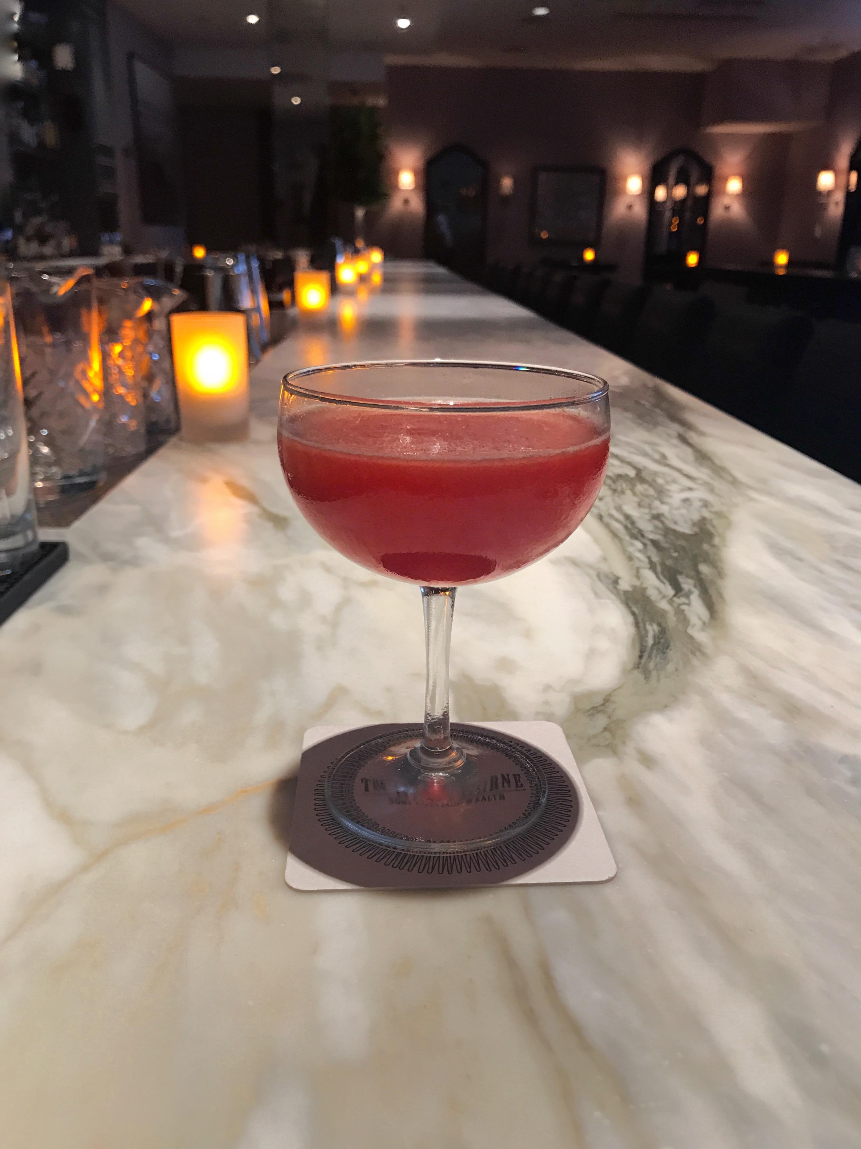 Maine State Signature Cocktail