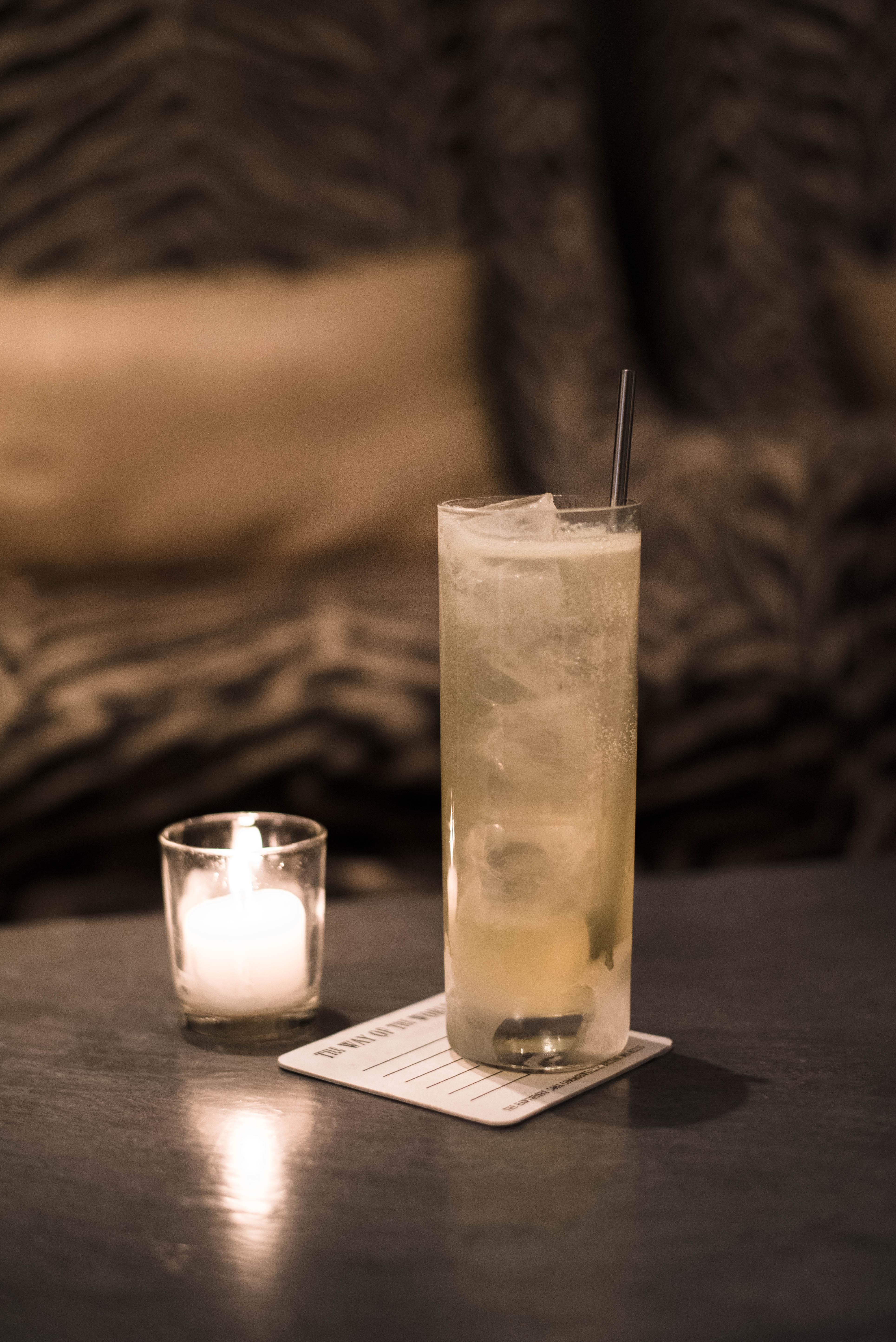 Massachusetts State Signature Cocktail