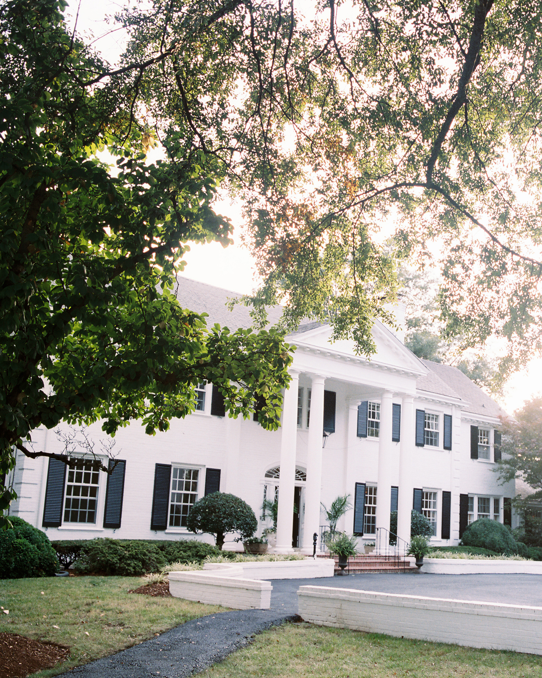 kendall nick wedding house