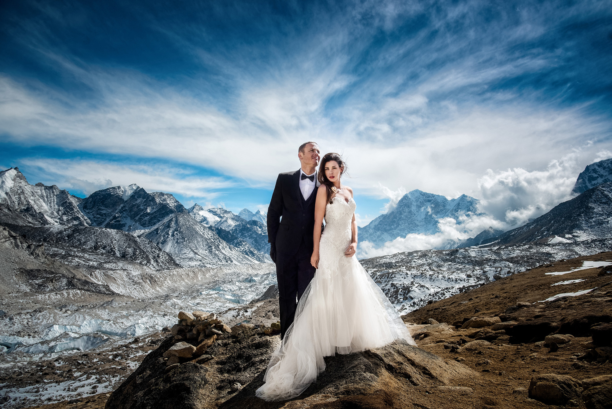 epic wedding photos charleton churchill