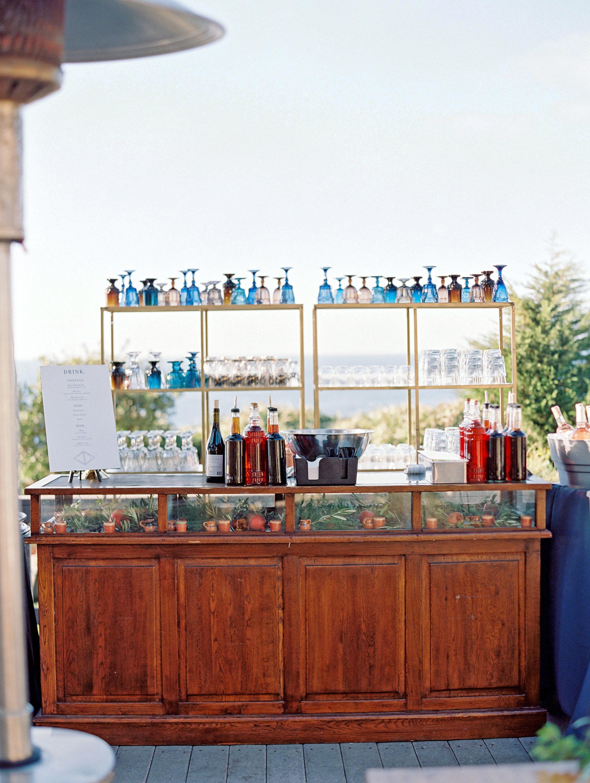 rob franco wedding bar
