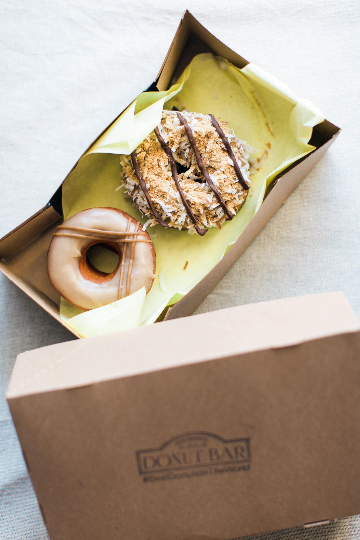 rob franco wedding donuts