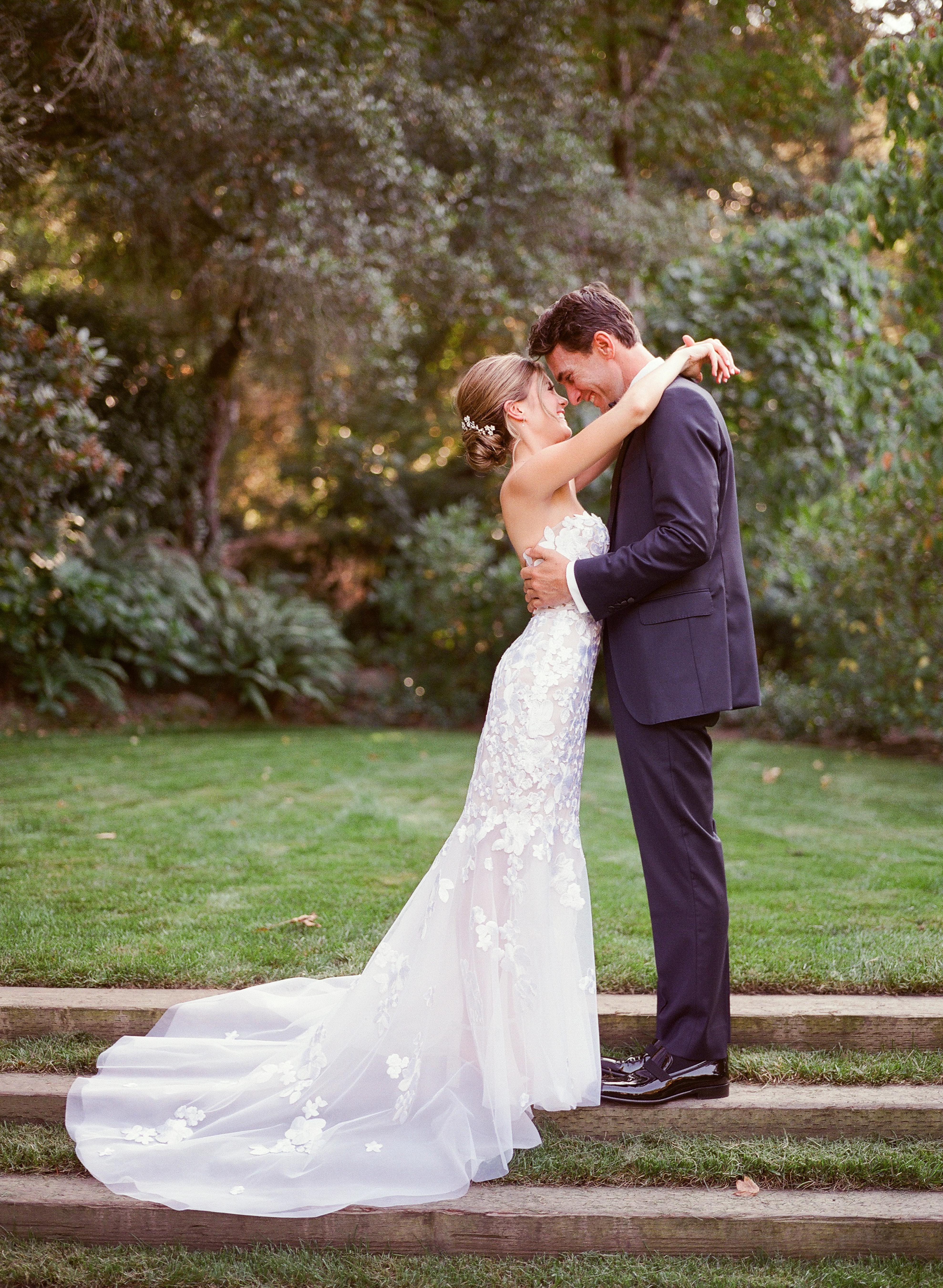 caitlin michael wedding first look