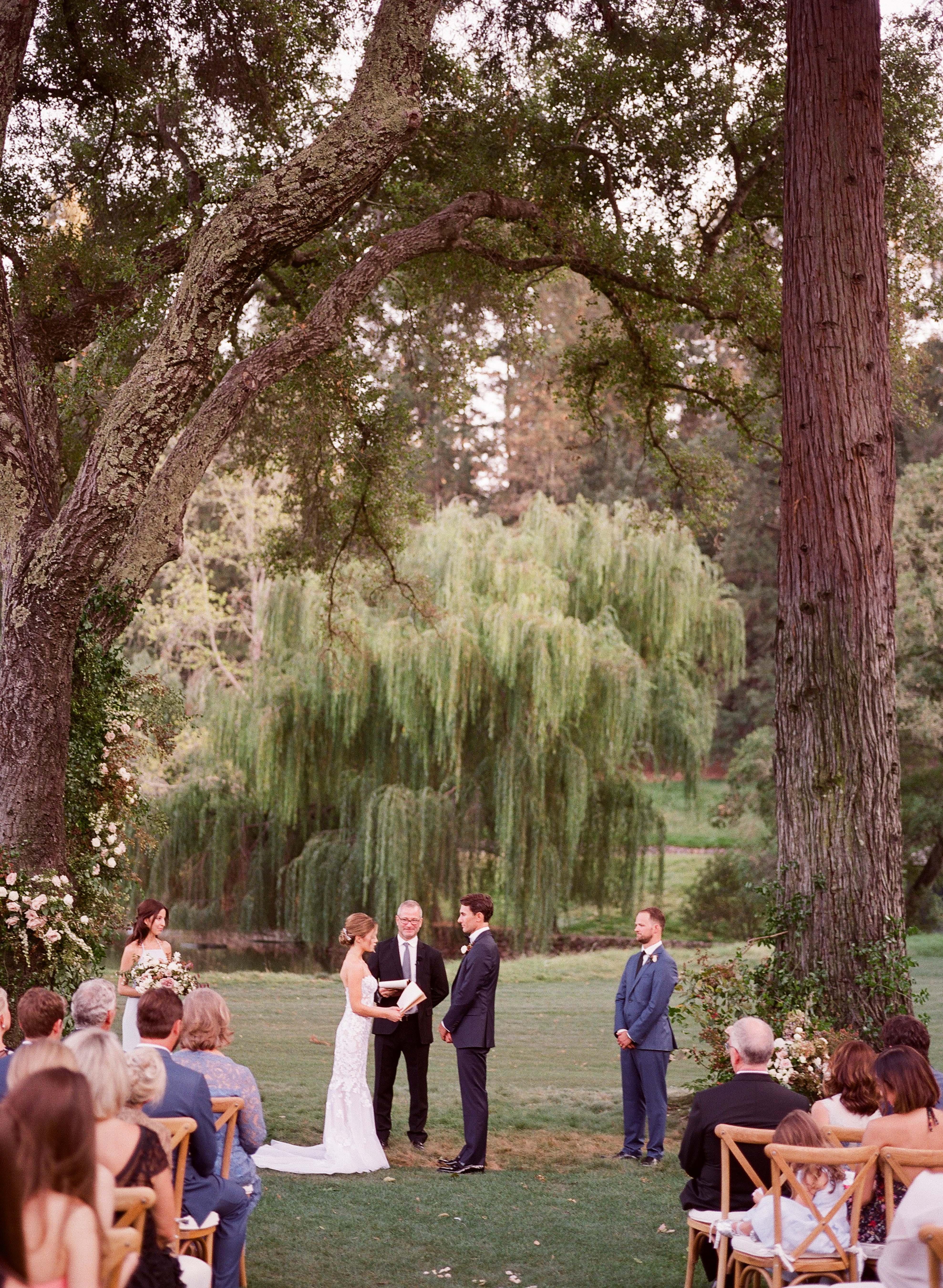 caitlin michael wedding ceremony vows