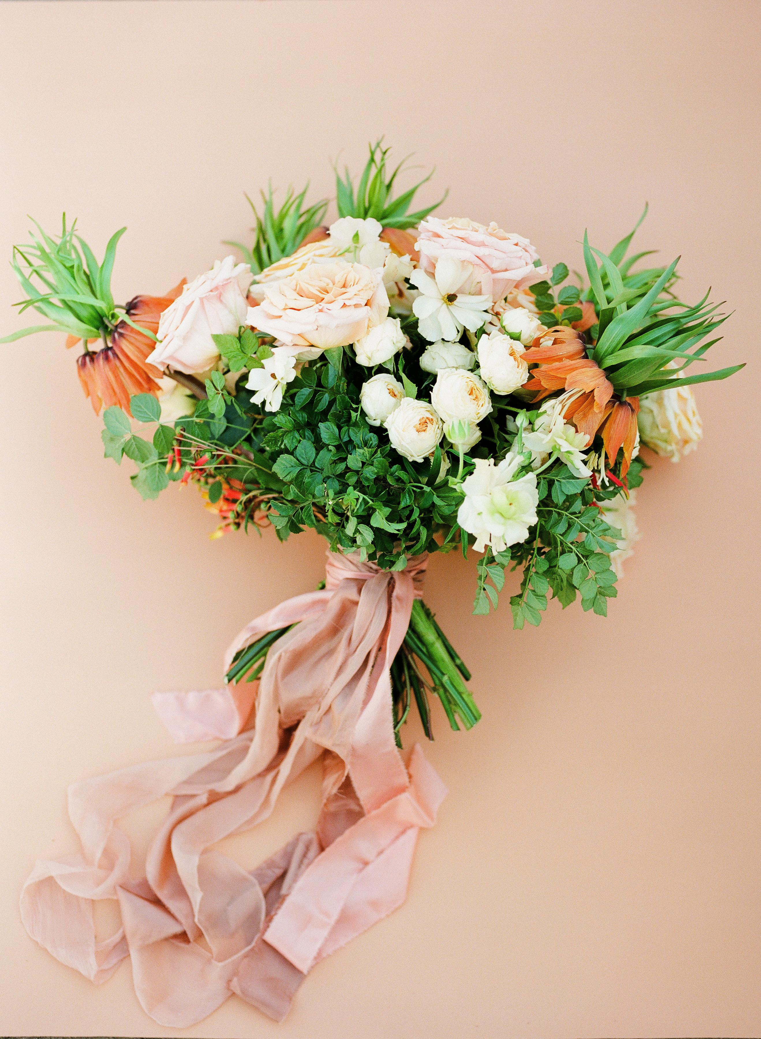 Tenley molzahn taylor leopold wedding bouquet flowers