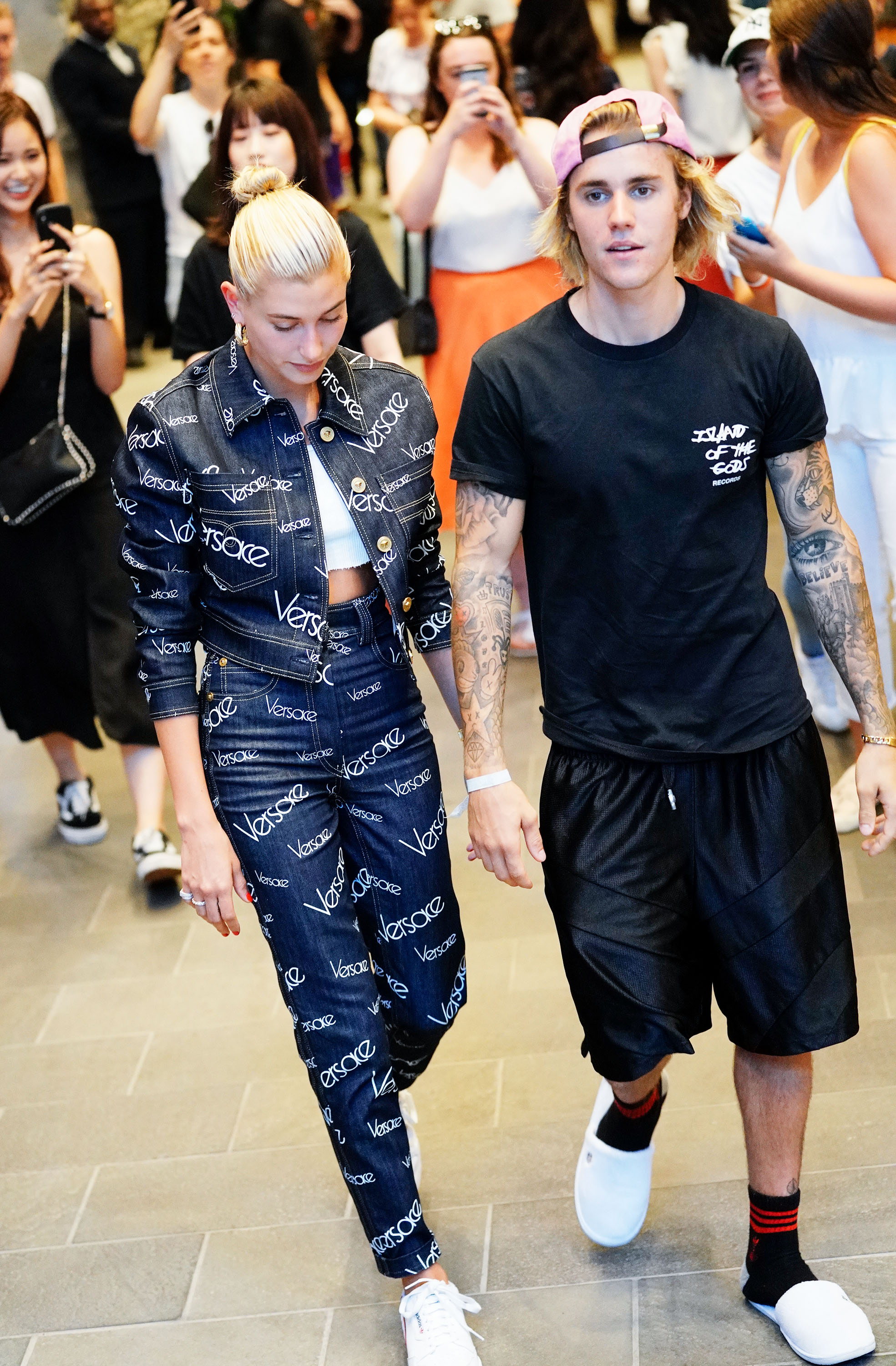 Justin Beiber and Hailey Baldwin Engaged