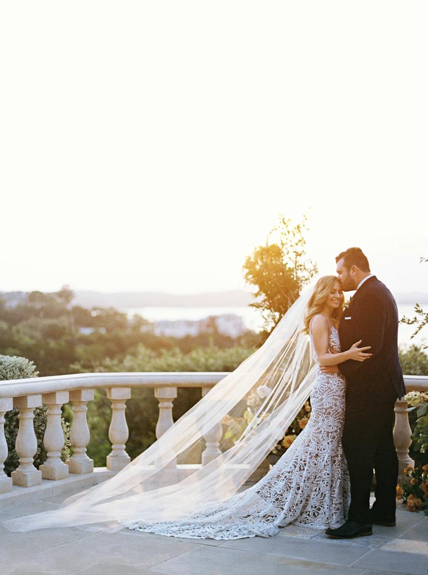 Why Do Brides Wear Wedding Veils?