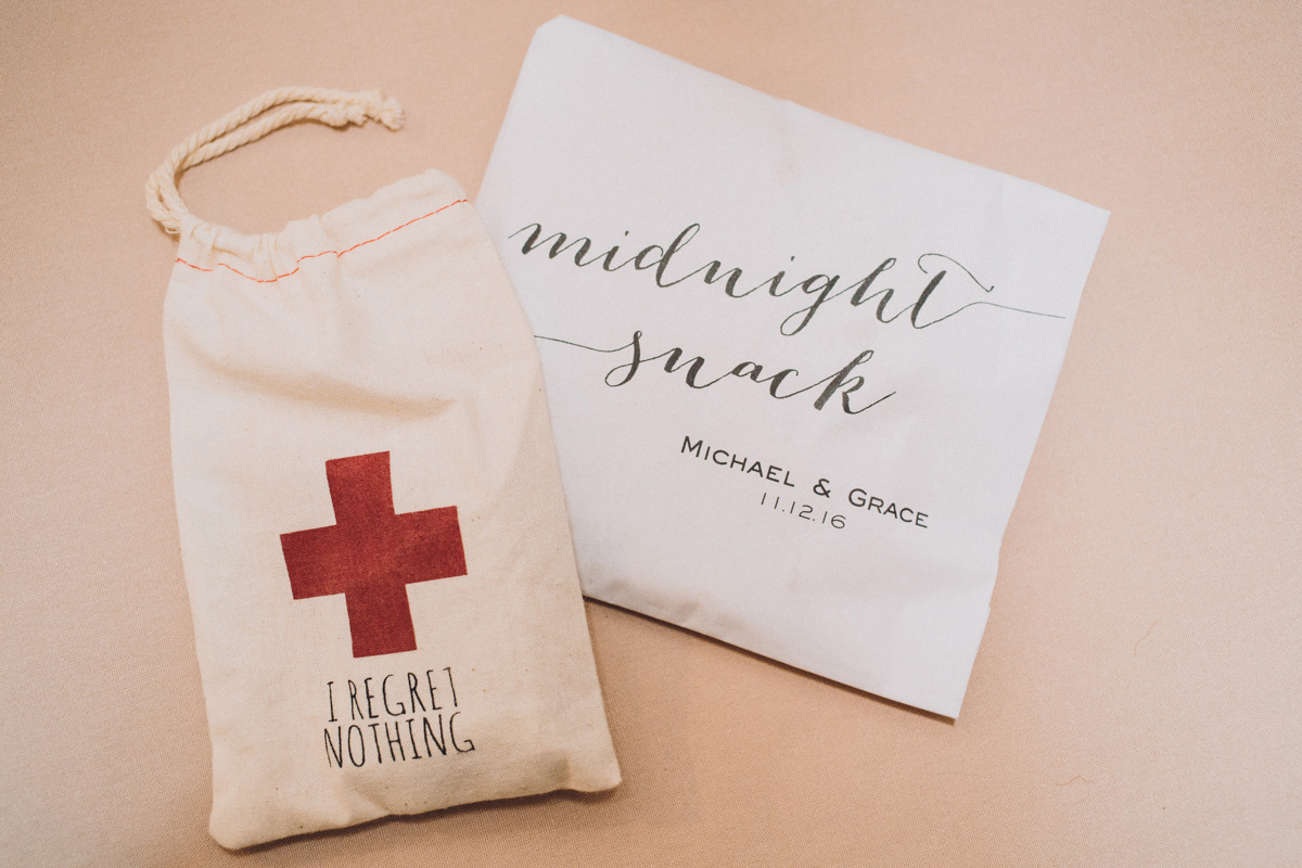Recovery Kits Are the Latest Guest-Approved Wedding Trend