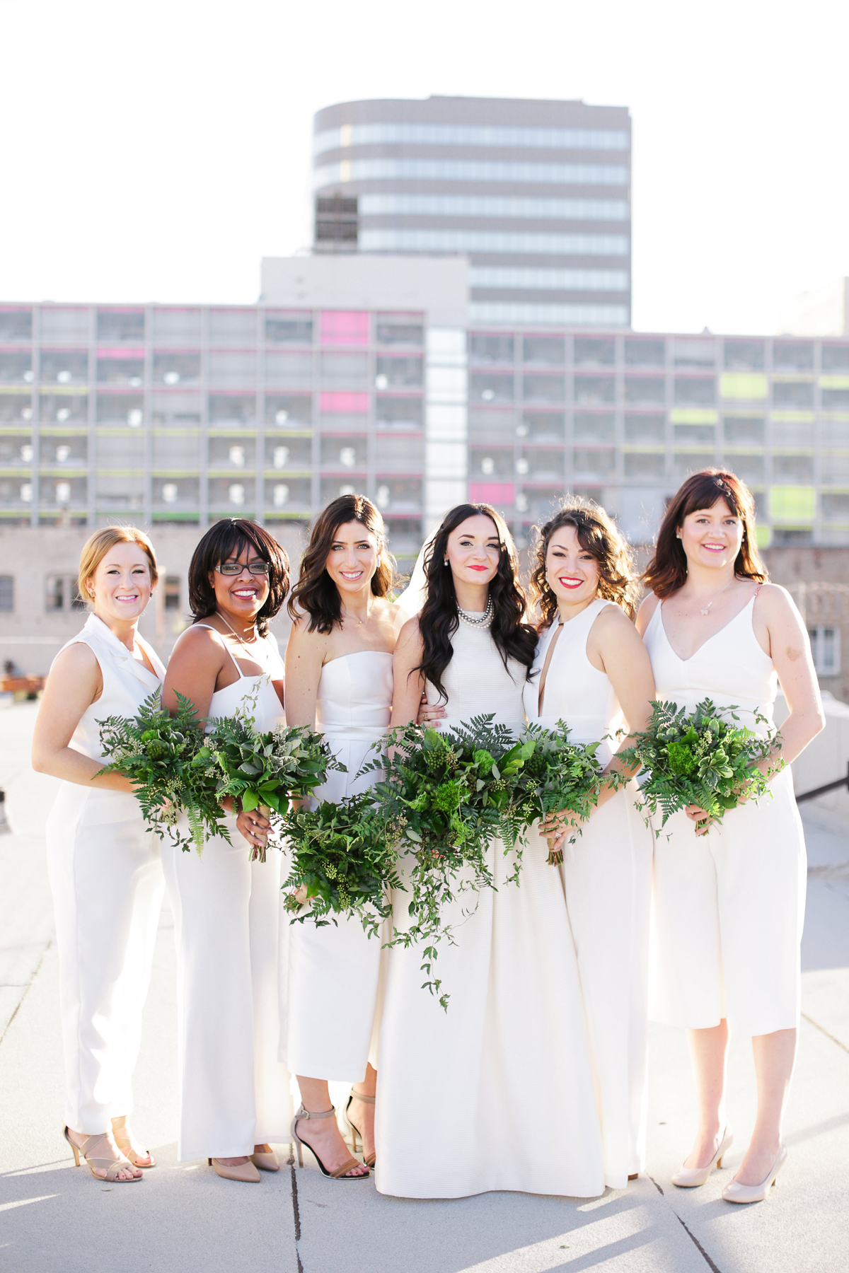 Everything Your Bridal Party Needs to Know About Bridesmaids' Dress Alterations