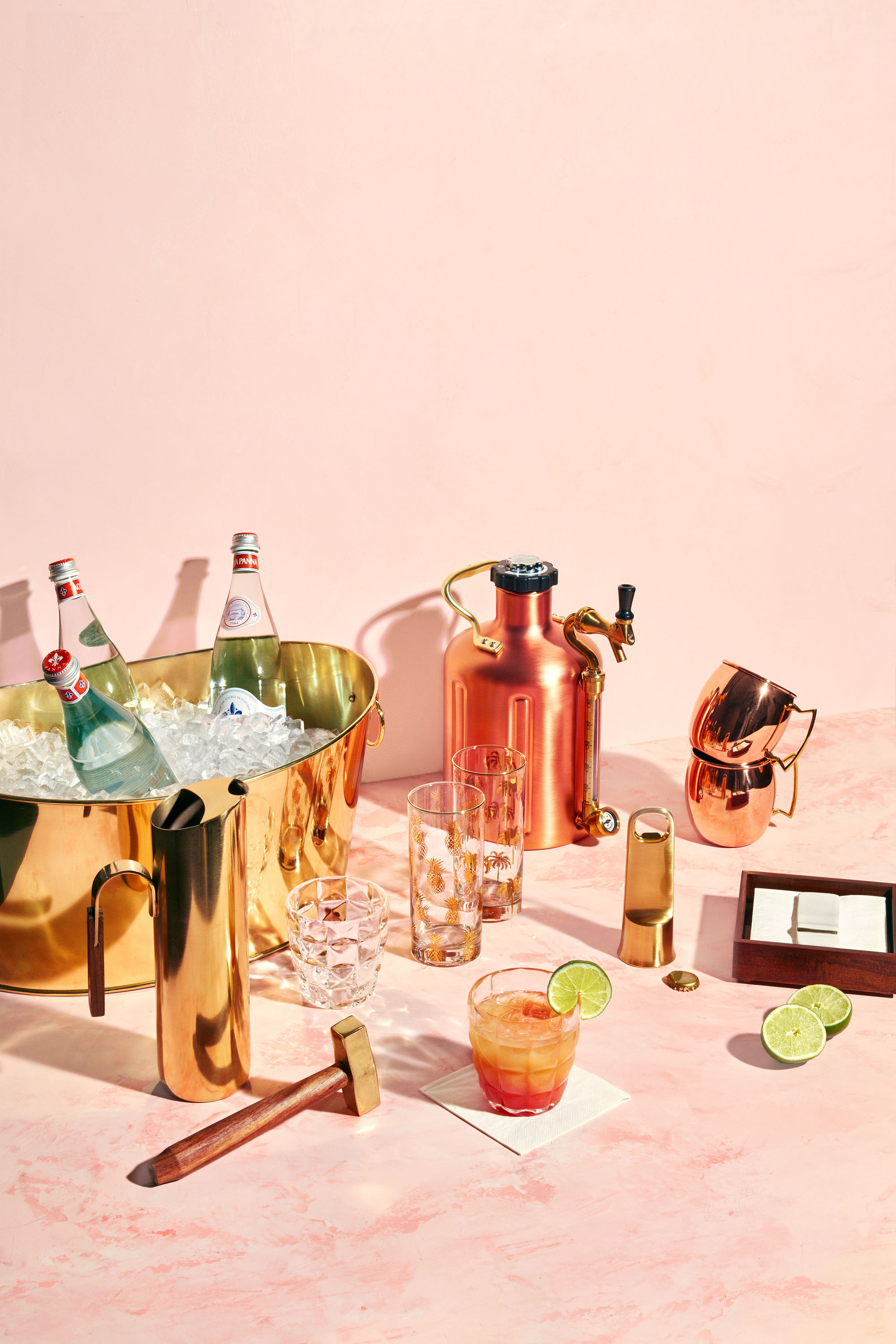 How to Register for Cocktail Essentials by Season
