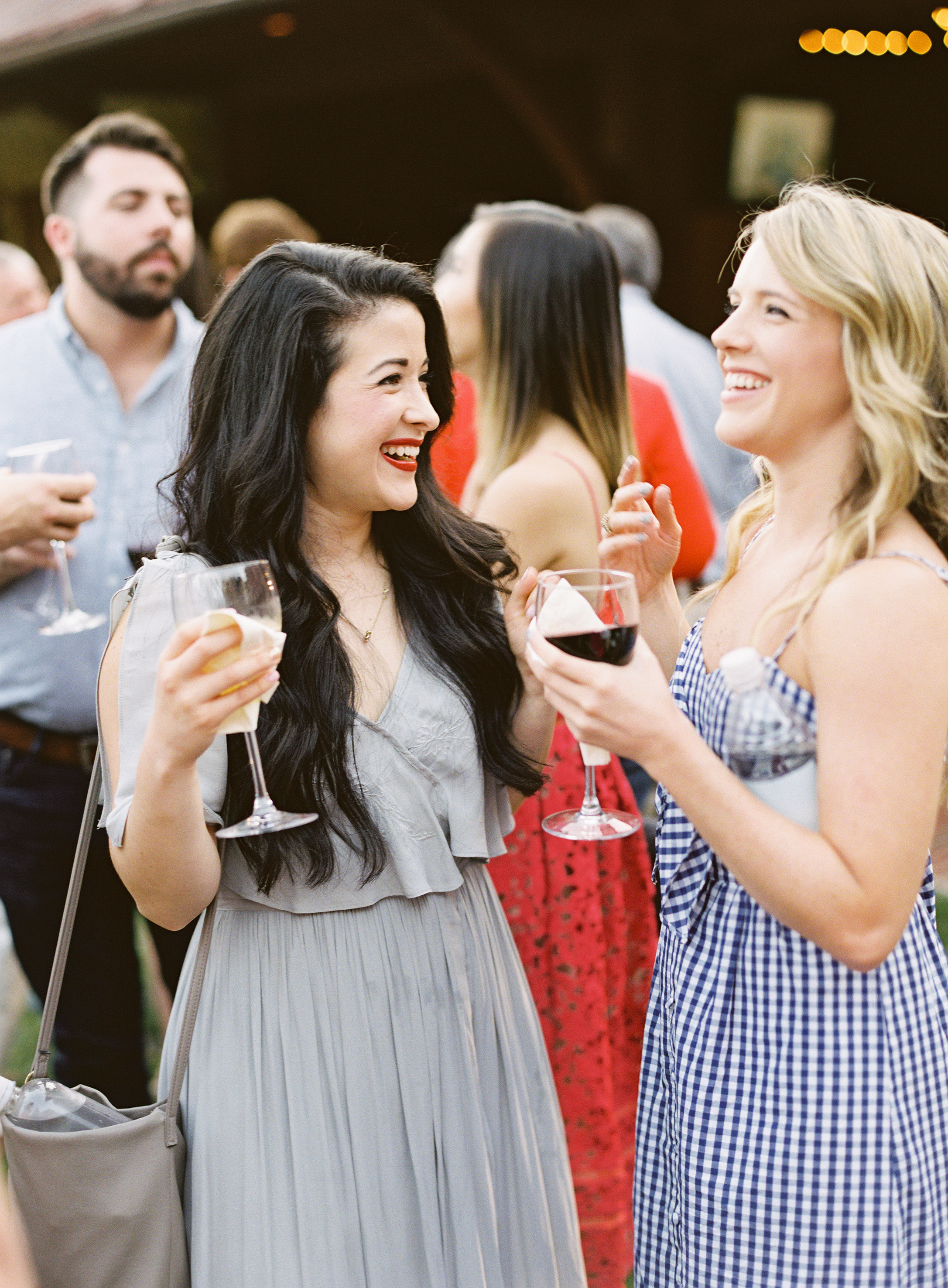 What's the Difference Between a Welcome Party and a Rehearsal Dinner?