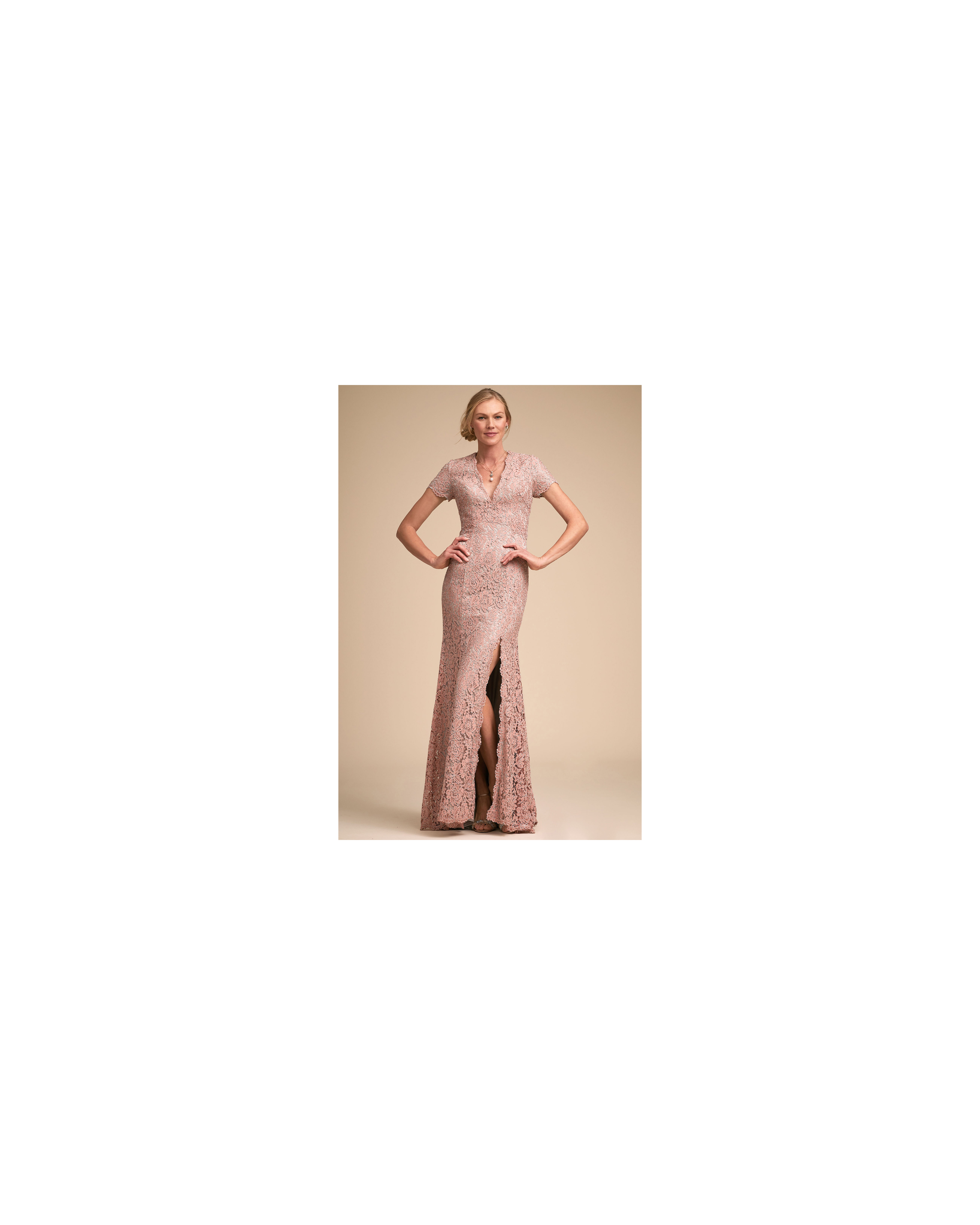 pink mob dresses bhldn