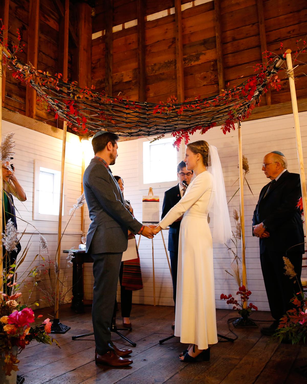 tory jonathan wedding ceremony