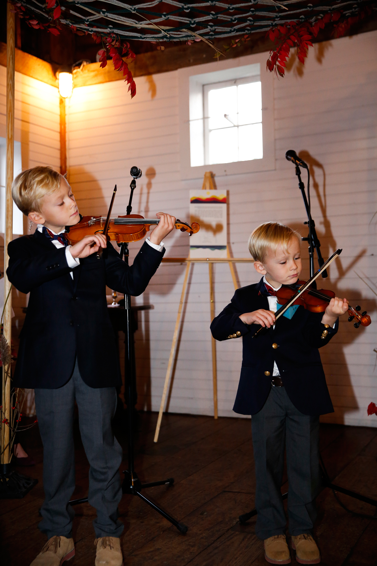 Little Violinists